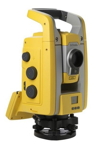 formation Station Robot Trimble S3